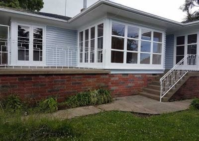Exterior House Painting Work
