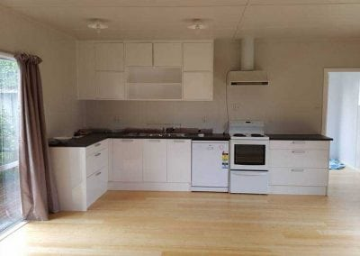 BJA Painting Services - Interior Kitchen Painted