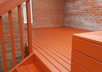 Deck Painters Auckland