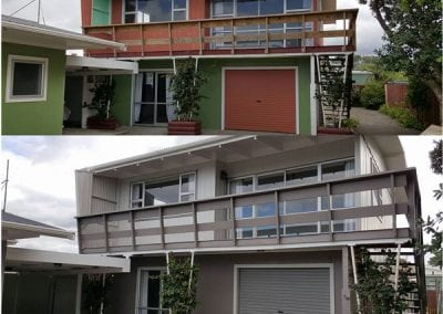 Exterior Deck Painter Auckland