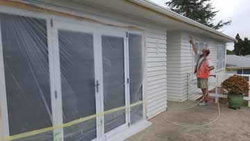 exterior-wall-painting-sprayed