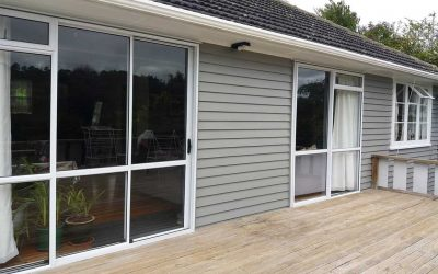 Swanson Exterior House Painting Job Completed – BJA Painting Services